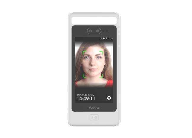 FaceDeep 5 Face/Rfid, Ip65, Touch, Wi-fi, Web Server