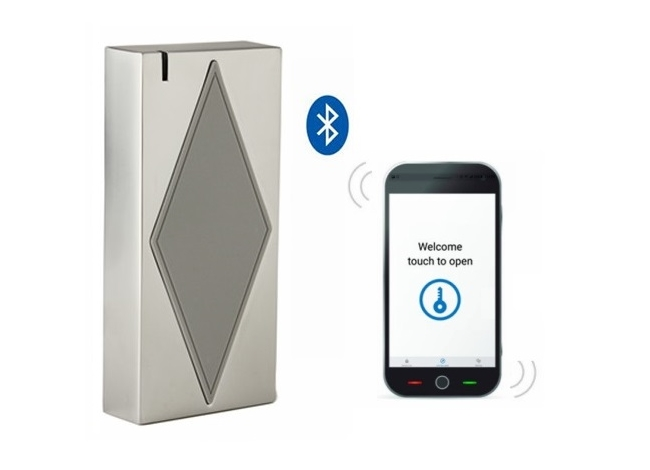 GS5-BT Bluetooth Rfid IP66