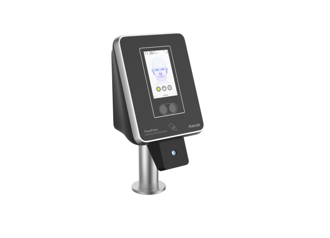 Time and Attendance System, Facial, Badge and PIN, FacePass7 IRT Facial Thermoscanner